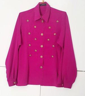 Bluse von louis feraud gr. 40 pink