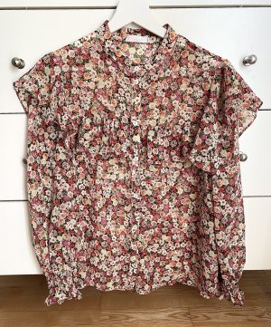 Mango Blouse multicolore