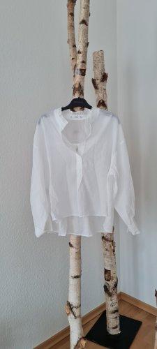 Mango Camicia blusa bianco