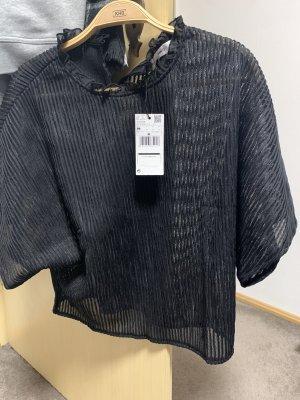 Mango T-shirt nero