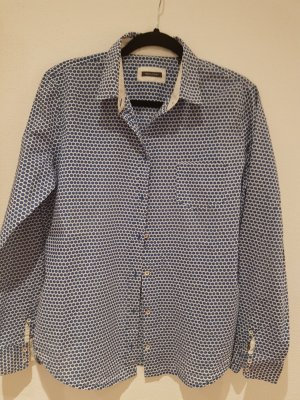 Campus by Marc O'Polo Blouse Collar steel blue