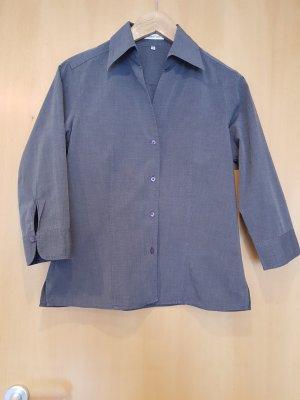 Marco Pecci Colletto camicia grigio