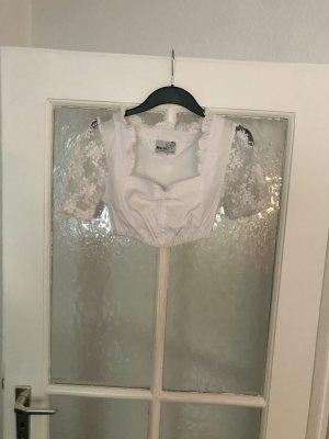MarJo Empiècement de blouses blanc
