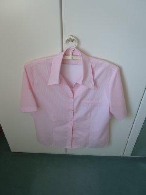 """Bluse von """"Miss Cambridge"""" in rose/weiß gestreift  Gr. 40"""