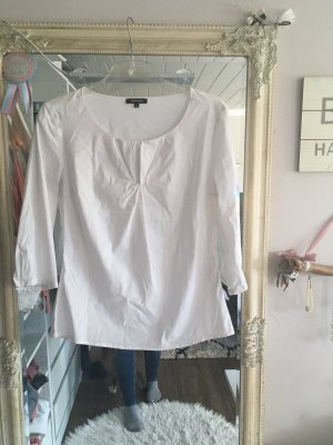 More & More Blouse portefeuille blanc