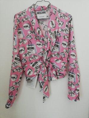 Bluse von Moschino