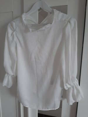 Nakd Blouse Shirt white