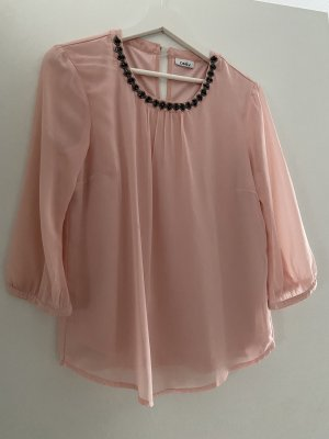 Only Silk Blouse pink