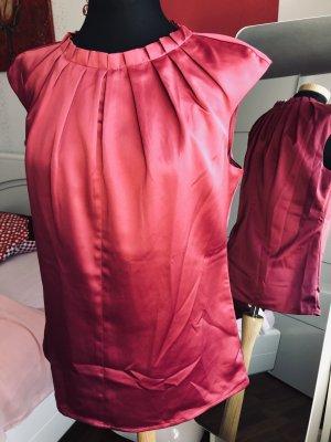 Bluse von Orsay / 38/M, Neu Weinrot