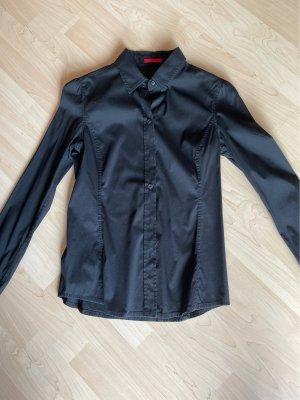 Prada Bluzka z długim rękawem czarny