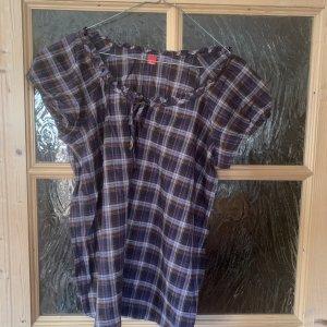 Bluse von S.oliver Gr.40 kariert ***kaum benutzt ***