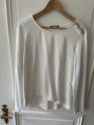 Set Blusa de manga larga blanco