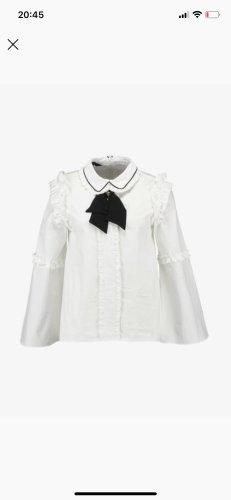Sister Jane Camicia blusa bianco-nero