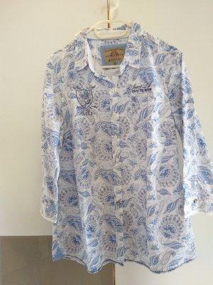 Soccx Camicia blusa bianco Cotone