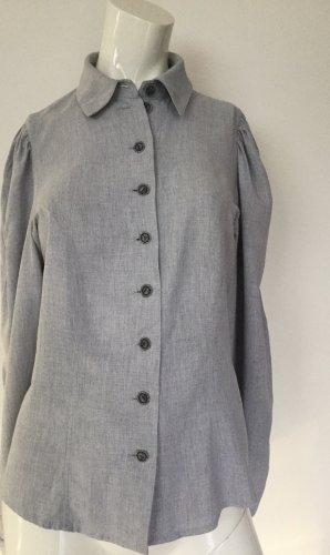 Sportalm Blusa tradizionale grigio chiaro