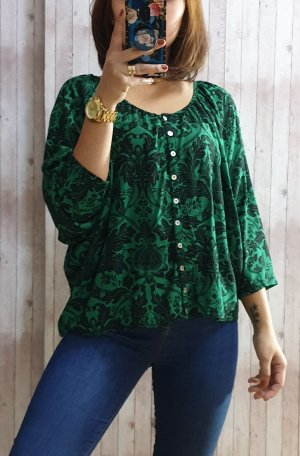 Street One Blouse Top green