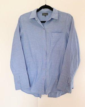 Bluse von Topshop Größe S Hellblau