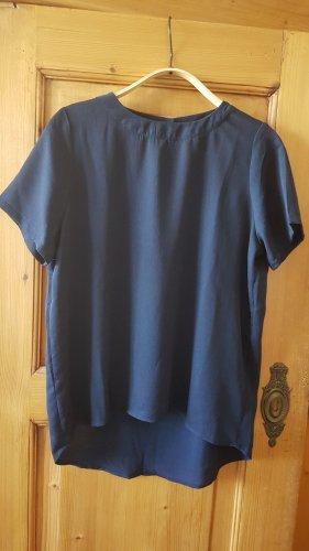 Bluse von Vero Moda, dunkelblau, Gr. XS