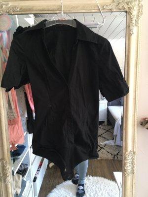 Bluse von Vero Moda in schwarz Größe XS
