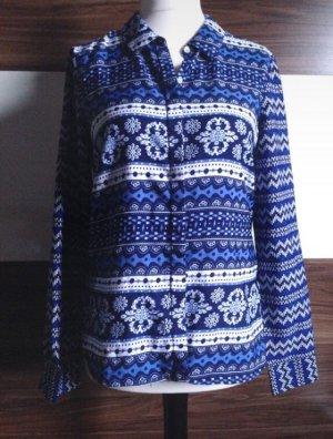 Bluse von Vero Moda mit Muster