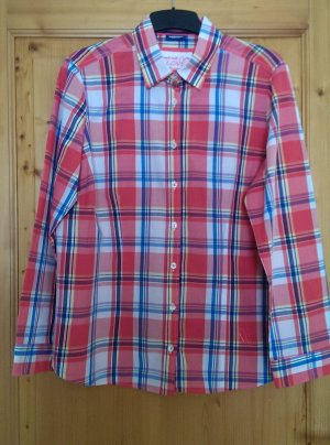 Walbusch Checked Blouse multicolored