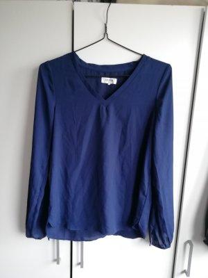 Zalando Long Sleeve Blouse blue