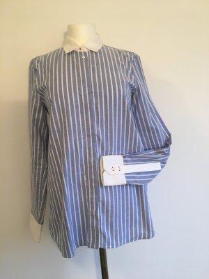 Bluse von Zara gestreift
