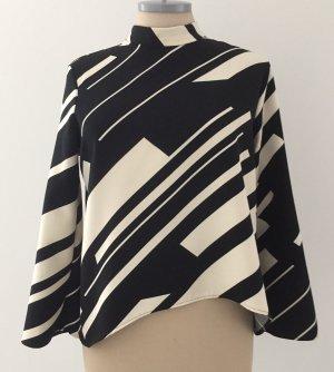 Bluse von Zara Größe S