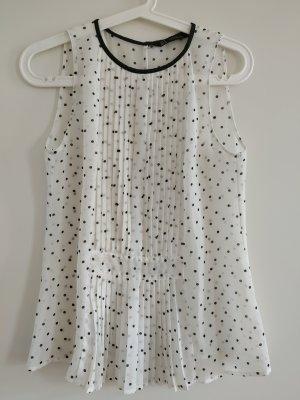 Bluse von Zara, transparent