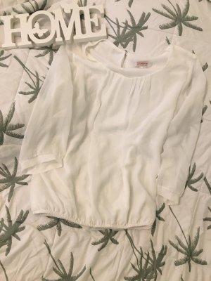 C&A Bluzka o kroju koszulki biały
