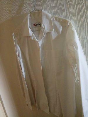 Majestic Shirt Blouse white cotton