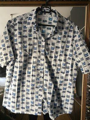 Eterna Camicia blusa multicolore
