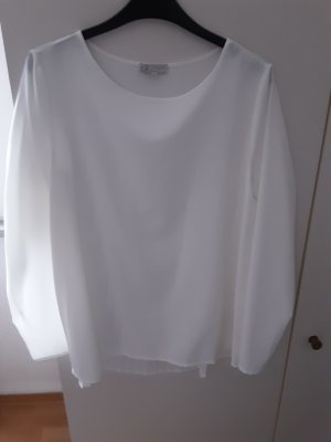 Chelsea Rose NYC Tunic Blouse white