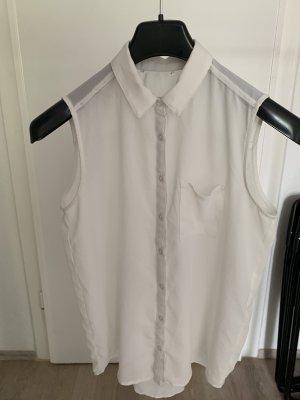 Bluse | Weiß | Größe 38 | H&M