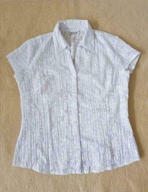 Bluse weiß Größe 40