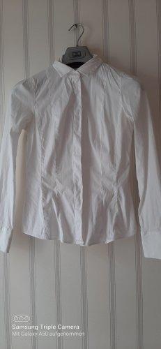 Massimo Dutti Camicia blusa bianco