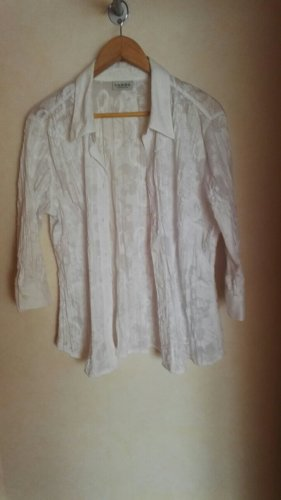 Canda Blusa Crash bianco-grigio chiaro Cotone