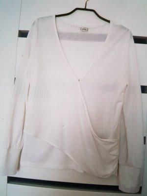 Pimkie Long Sleeve Blouse white