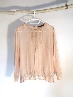 Bluse Zara Basic
