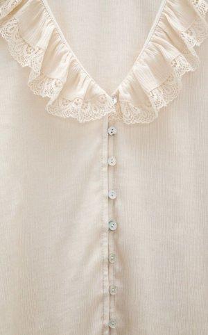 Bluse Zara Gr XL neu