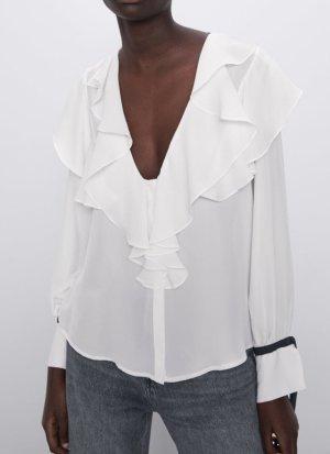Bluse Zara Neu Gr XL