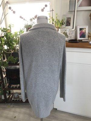 Camicetta lunga grigio chiaro