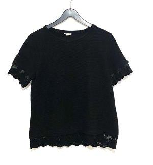 Esprit Blouse oversized noir