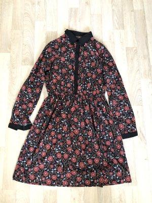 Blusen Kleid
