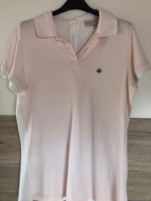 Moncler Bluzka o kroju koszulki różany-biały