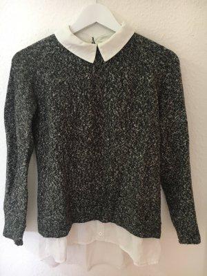 Blusen Pullover Gr. 34