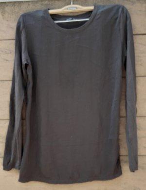 Blusen Shirt in schwarz von Zara Gr. S Basic