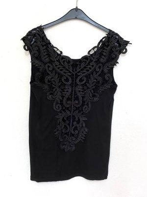 Collar negro-blanco