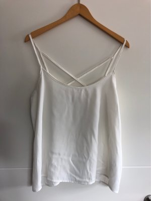Abercrombie & Fitch Blouse topje wit