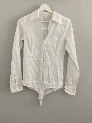 Vera Moda Body koszulowe biały